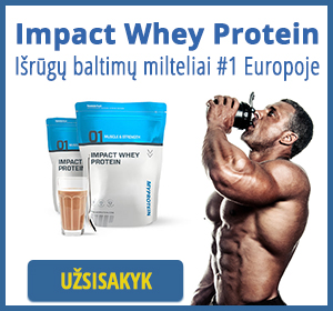 Pirk Impact Whey Protein