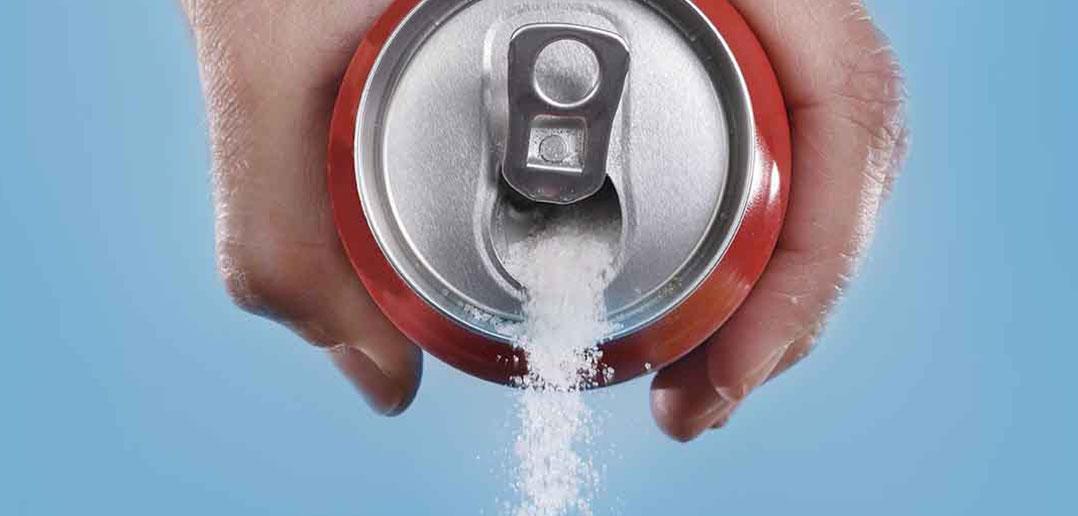 sumazink cukraus kieki